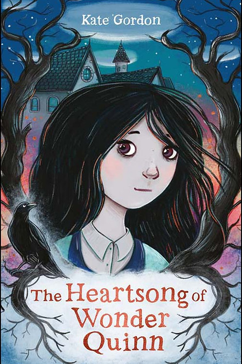 The Heartsong of Wonder Quinn by Kate Gordon
