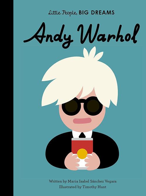 Little People Big Dreams: Andy Warhol