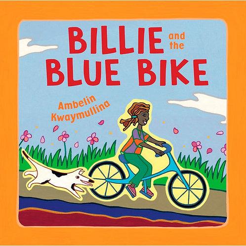 Billie and the Blue Bike by Ambelin Kwaymullina