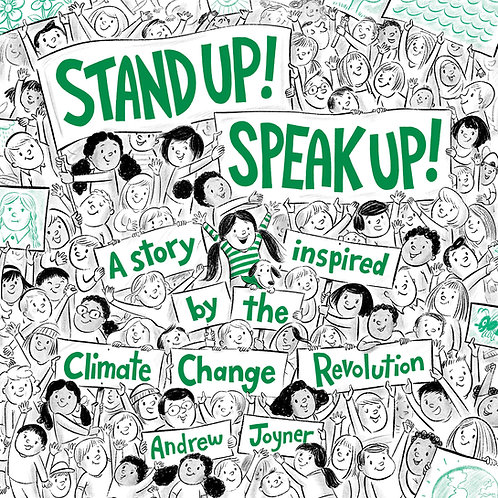 Stand Up! Speak Up! by Andrew Joyner