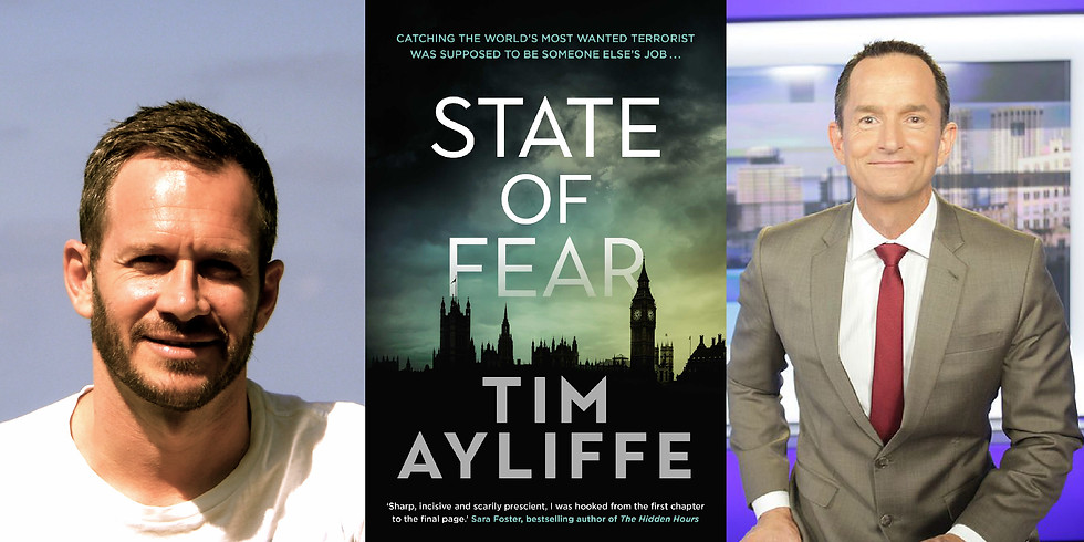 Tim Ayliffe on State of Fear - with Stan Grant