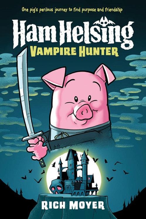 Ham Helsing: Vampire Hunter