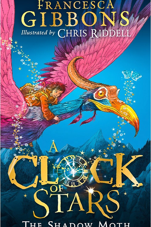 A Clock of Stars: The Shadow Moth by