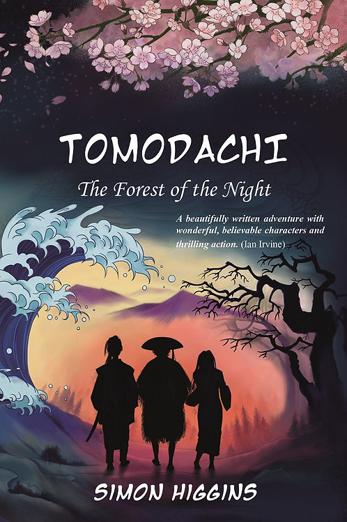 Tomodachi: Forest of the Night by Simon Higgins