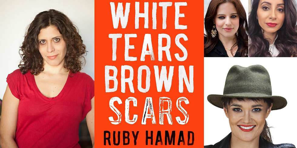Ruby Hamad - White Tears / Brown Scars