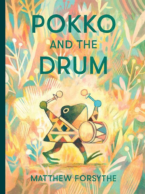 Pokko & the Drum by Matthew Forsythe