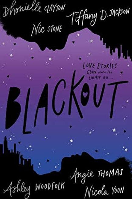 Blackout by D. Clayton, T.D. Jackson, N. Stone, A. Woodfolk, A. Thomas & N. Yoon