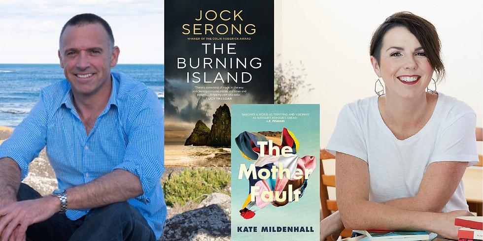 Jock Serong and Kate Mildenhall in conversation