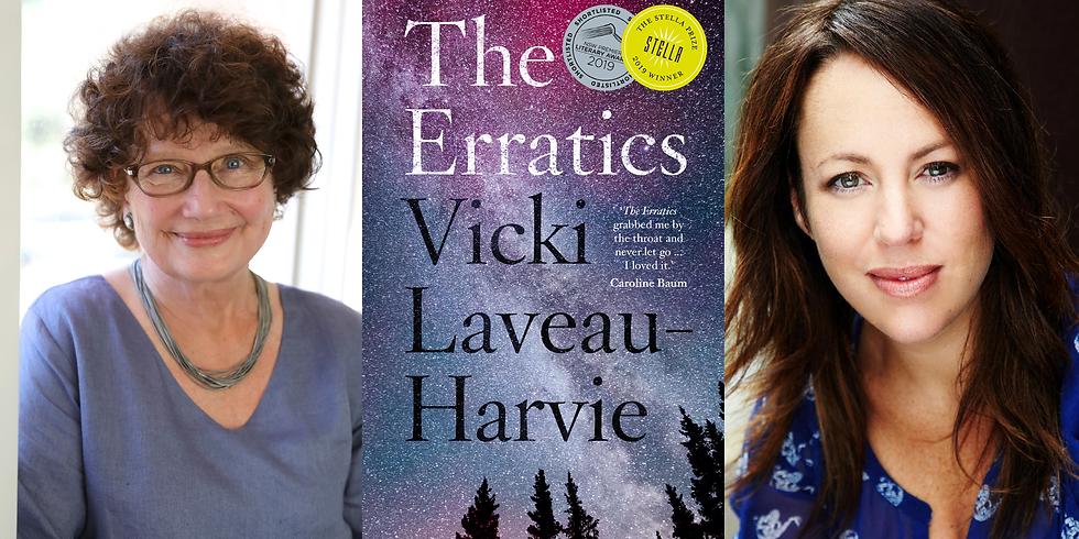 Vicki Laveau-Harvie on The Erratics