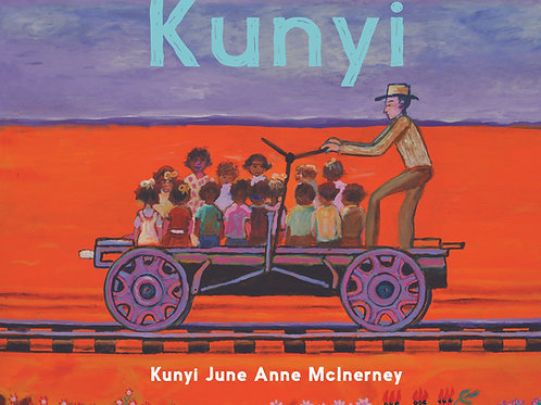 Kunyi by Kunyi June Anne McInerney