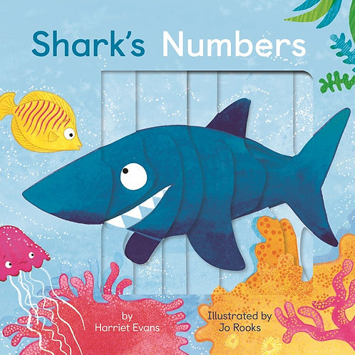 Shark's Numbers by Harriet Evans and Jo Rooks