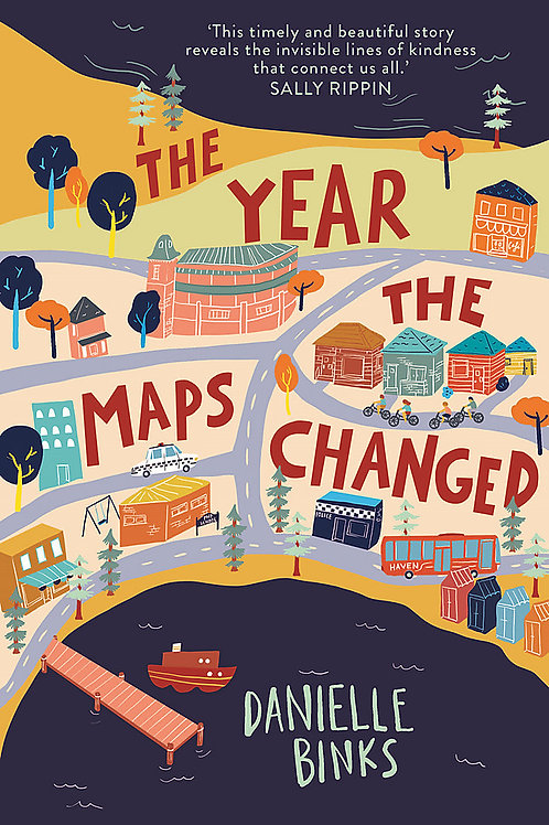 The Year the Maps Changed Danielle Binks