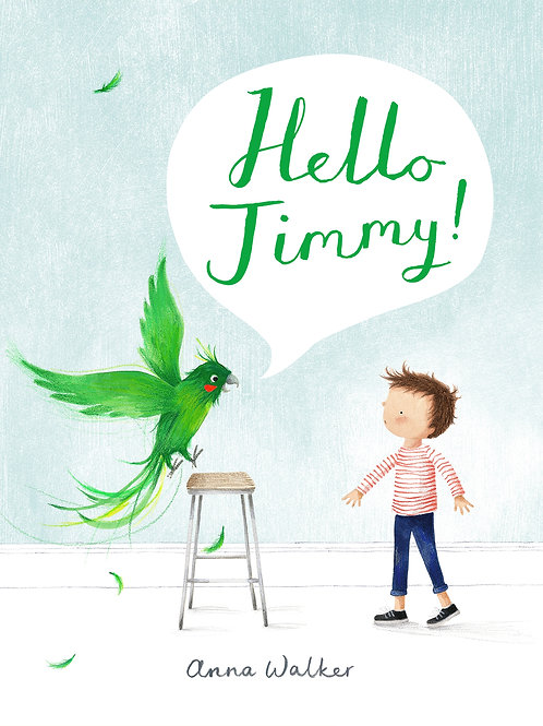 Hello Jimmy! Anna Walker