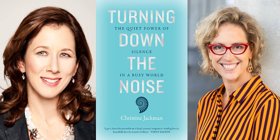 Christine Jackman - Turning Down the Noise