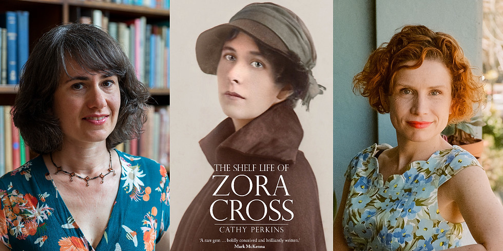 CANCELLED Cathy Perkins - The Shelf Life of Zora Cross