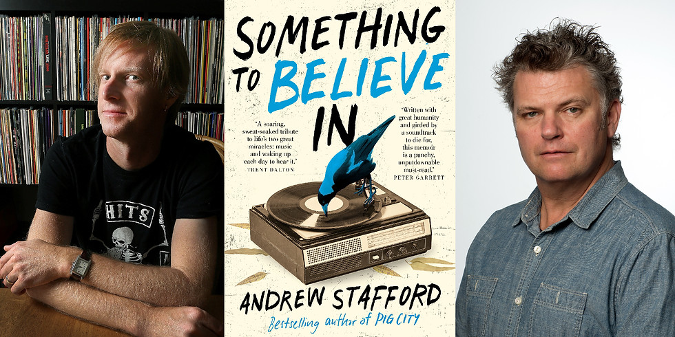 Andrew Stafford on Something to Believe In - with Paul Daley (1)