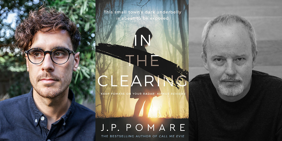 JP Pomare - In the Clearing