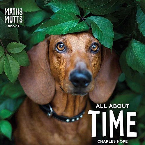 Maths Mutts: All About Time by Charles Hope