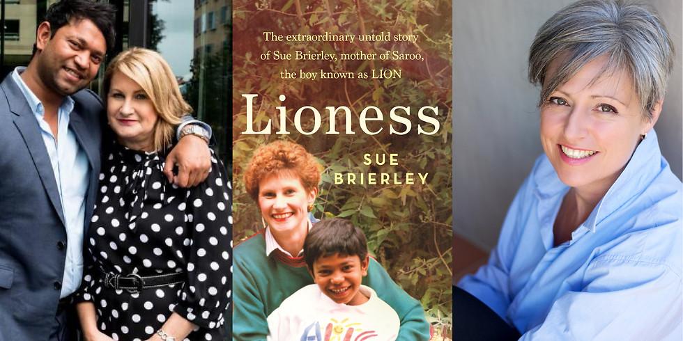 Sue & Saroo Brierley - Lioness