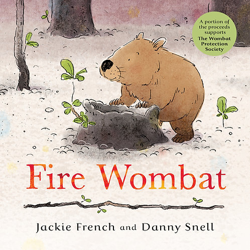 The Fire Wombat Jackie French