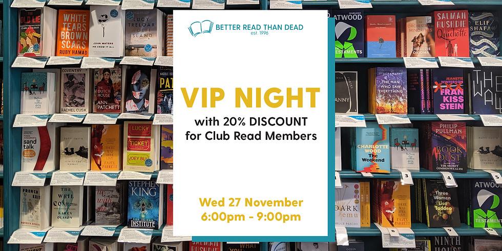 Members VIP Night