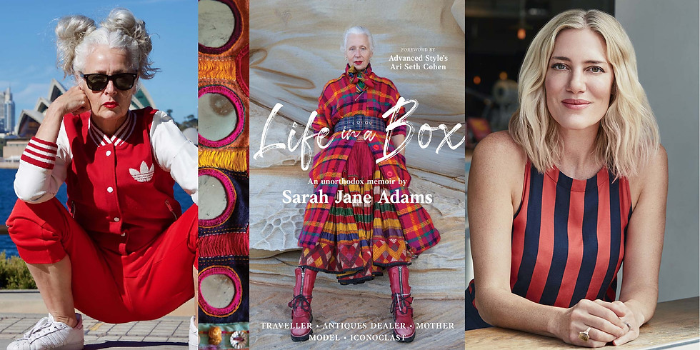 CANCELLED Sarah Jane Adams - Life in a Box