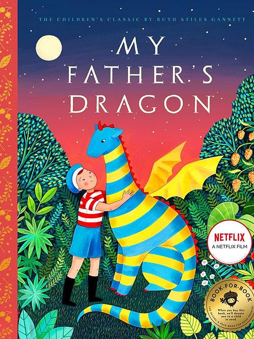 My Father's Dragon by R.S. Gannett, R.C. Gannett & H.P. Garcia