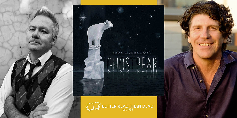 Paul McDermott - Ghostbear