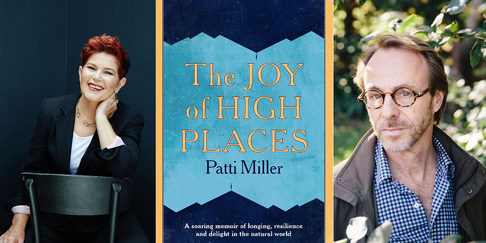 Patti Miller - The Joy of High Places Book Launch