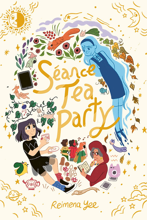 Séance Tea Party by Reimena Yee