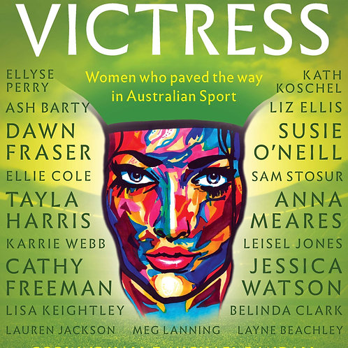 Victress by Corinne Hall and Michae