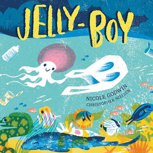 Jelly-Boy Nicole Godwin and Christopher Nielsen