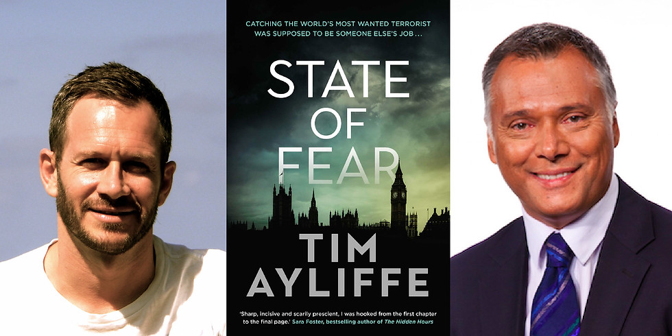 Tim Ayliffe on State of Fear - with Stan Grant (1)
