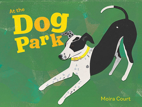 At the Dog Park by Moira Court