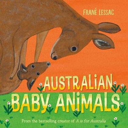 Australian Baby Animals by Frané Lessac