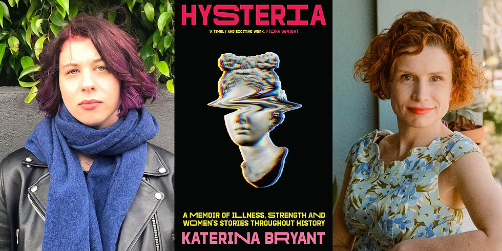 Katerina Bryant - Hysteria