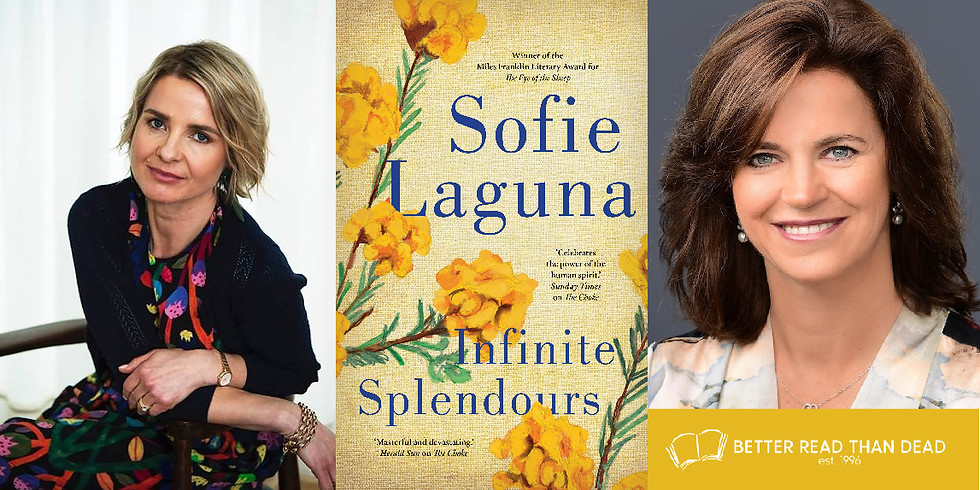 Sofie Laguna - Infinite Splendours (1)