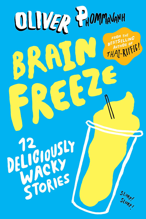Brain Freeze by Oliver Phommavanh