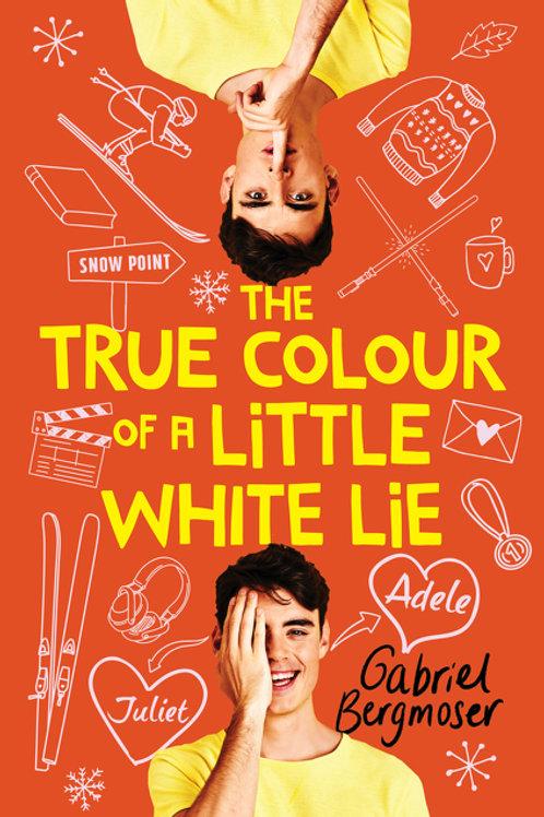 The True Colour of a Little White Lie by Gabriel Bergmoser