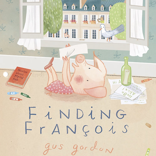Finding Francois by Gus Gordon
