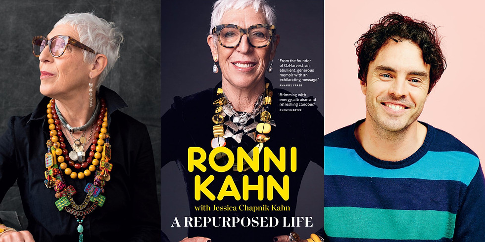 Ronni Kahn - A Repurposed Life