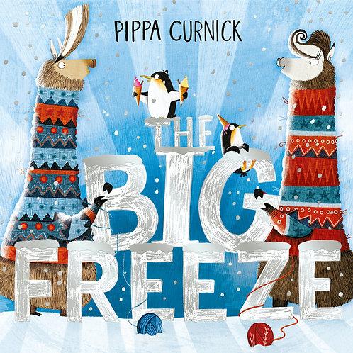 Big Freeze by Pippa Curnick