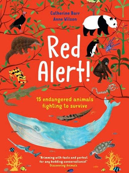Red Alert! Endangered Animals Around the World by Catherine Barr