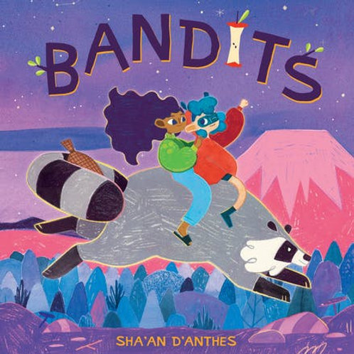 Bandits by Sha'an d'Anthes