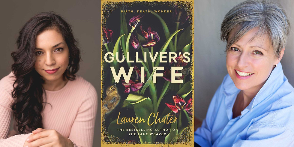 CANCELLED Lauren Chater - Gulliver's Wife
