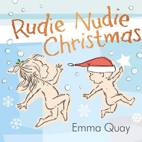 Rudie Nudie Christmas by Emma Quay