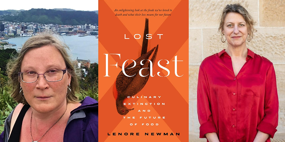 Lenore Newman - Lost Feast