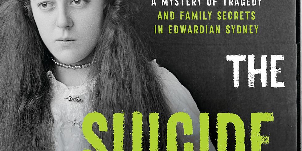 Tanya Bretherton on The Suicide Bride
