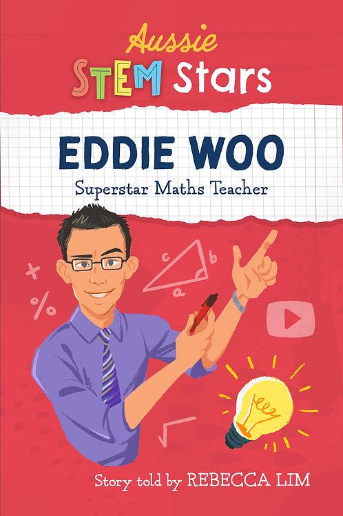 Aussie STEM Stars: Eddie Woo Rebecca Lim
