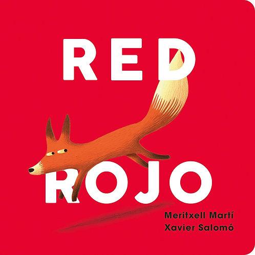 Red Rojo by Maritxell Marti and Xavier Salomó